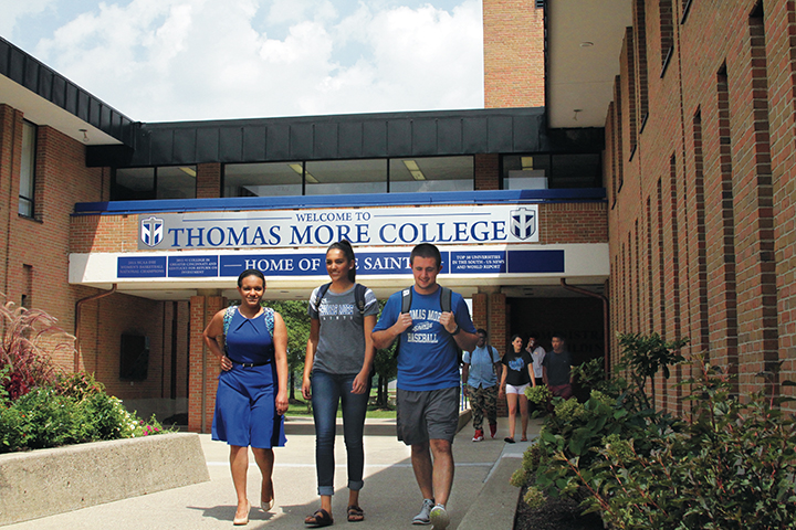 Academics, extra-curricular, and co-curricular activities bring students to TMC.